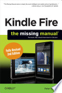 Kindle Fire The Missing Manual Peter Meyers Google Libri